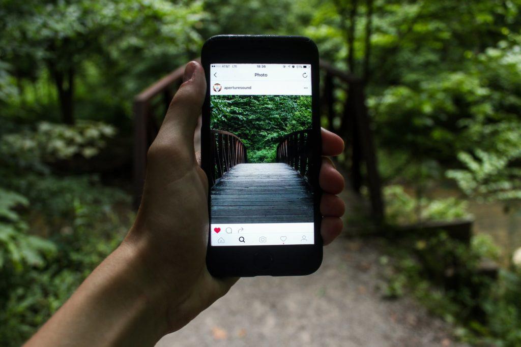 Tjäna pengar på Instagram utan att visa ditt ansikte